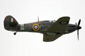 Hawker Hurricane Mk12A G-HURI HA-C