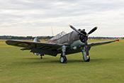 Curtiss-Wright Hawk 75A-1 G-CCVH (1939)
