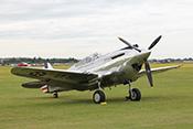 Curtiss-Wright P-40C 41-13357 G-CIIO (1941)