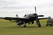 Grumman Bearcat F8F G-RUMM (1948)