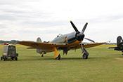 Hawker Sea-Fury MkII der Royal Navy