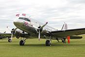 Douglas C-53D-DO 'Dakota' LN-WND (1942)