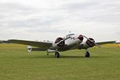 Lockheed 12A Junior Electra NC14999 (1938)