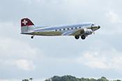 Douglas Aircraft Company DC-3 der Swiss-Air (1943)