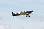 Supermarine Spitfire MkIa G-CFGJ der 19. RAF-Squadron (1939)