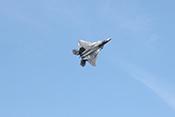 Luftüberlegenheitsjäger der US Air Force Lockheed Martin F-22 'Raptor'