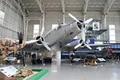 Transportflugzeug Fiat G 212 NC19 'MM61804' von 1949