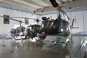 Hubschrauber Agusta Bell AB47G2, Bell AB47J und Bell AB204-B
