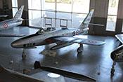 Republic RF-84F 'Thunderflash' unbewaffneter Aufklaerer von 1951