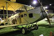 Aero A-10 (Seriennummer 3) aus dem Jahr 1922, das erste in der Tschechoslowakei entwickelte Passagierflugzeug