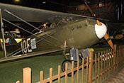 Doppeldecker-Jagdflugzeug Letov S-20 (Seriennummer 50) aus dem Jahr 1925