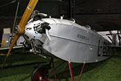Sportflugzeug und Sieger der 'Tour de France des Avionettes' von 1925, Avia BH-11C (Seriennummer 18)