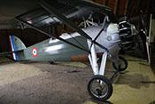 Morane Saulnier MS-230 Et-2, französisches Schul-, Verbindungs- und Artillerie-Beobachtungsflugzeug von 1932