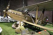 Avia B-534 (Seriennummer 226), das letzte tschechoslowakische Jagdflugzeug vor dem 2. Weltkrieg