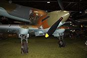 Sowjetisches Schlachtflugzeug Ilyushin Il-2m3 'Sturmovik' (Seriennummer 12438) von 1943