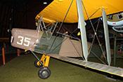 De Havilland DH-82A 'Tiger Moth' Mk.II (Seriennummer 4613) von 1944