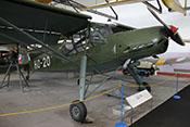 Mraz K-65 Cap, Nachbau der Fieseler Fi-156 'Storch' von 1949