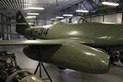 Jagdflugzeug Avia S-92 V-34 (seriennummer 4), Nachbau der Messerschmitt Me 262 A aus dem Jahr 1946