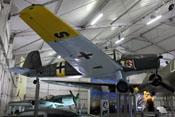 Bücker 181 Bestmann der I./JG54 - Schul- und Verbindungsflugzeug