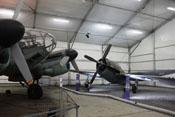 CASA C.2-111D und Republic P-47D 'Thunderbolt'