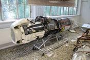 Strahltriebwerk BMW 003 mit 9 kN bei 9800 U/min