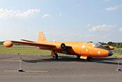 Mittlerer Bomber English Electric Canberra B.2, Großbritanniens erster Düsenbomber