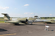 "Schulungsflugzeug Lockheed TF-104G ""Starfighter"" 27+90"