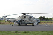 "Kampfhubschrauber Mil Mi-24D ""5211""(NATO-Code: Hind D)"
