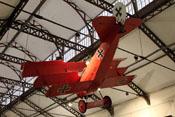 Fokker Dreidecker DR.I - Die Maschine des Freiherrn Manfred Albrecht von Richthofen