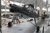 Fieseler Fi-156 'Storch' KR+QZ