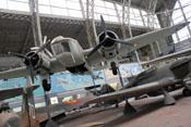 Bristol Blenheim und Hawker Hurrican
