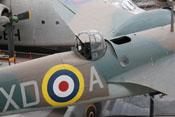 Geschützturm der Fairchild Bolingbroke (Bristol Bleinheim) Mk.IVT (No. 9895)