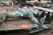 Draufsicht der De Havilland Mosquito Mk 30