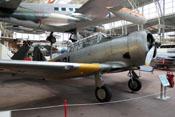North American T6 - amerikanisches Schulflugzeug