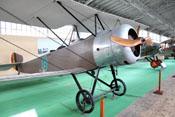Sopwith 1A2 1½ Strutter - britischer Bomber und Jäger von 1915