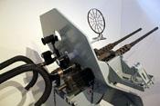 Flugabwehrgeschütz mit zwei Cal .50 BMG (Browning Machine Gun)