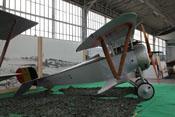 Nieuport 23 (N 5024) - französisches Jagdflugzeug von 1917