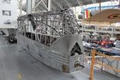 Funkstation des Zeppelins LZ 62 (Typ R), Marineluftschiff L 30 von 1916