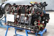 Junkers Jumo 211 - Flugmotor mit 35 l Gesamthubraum