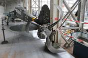 Propeller einer notgelandeten Focke-Wulf Fw 190