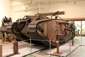 Panzer Mark IV - männliches Exemplar