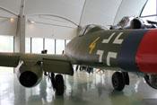 Messerschmitt Me 262 A-2a 'Schwalbe' Gelbe 4 (WNr. 112372)
