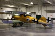 Albatros D.V - Jagdflugzeug der Albatros-Flugzeugwerke Johannisthal (1917)