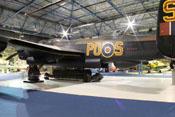 Avro Lancaster Mk.I B1 (R5868) mit H2S-Bodenradar
