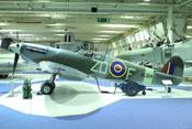 Supermarine Spitfire Vb ZD-F (BL614)
