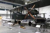 Vickers F.B.27 Vimy - schwerer britischer Bomber von 1917