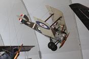 Sopwith Biplane F.1 'Camel' (F6314) - britisches Jagdflugzeug