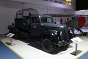 Fordson E917T Windenfahrzeug für Sperrballone