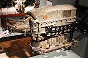 4-Zylinder-Reihenmotor Argus As 8 mit 110 PS von 1930