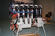 6-Zylinder-Reihenmotor Junkers L 5 mit 310 PS 1931